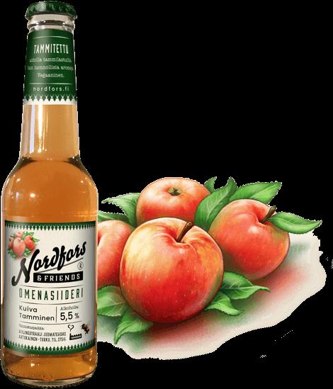 Tamminen omenasiideri - Nordfors & Friends